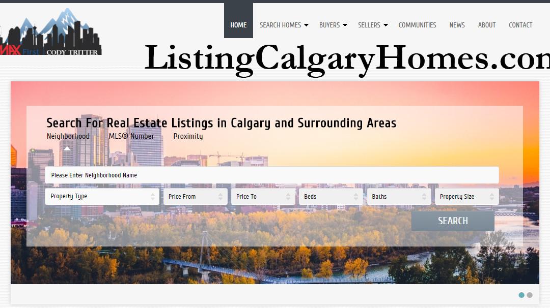 Calgary Home Listings | ListingCalgaryHomes.com